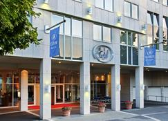 Hilton Mainz City - Mainz - Rakennus