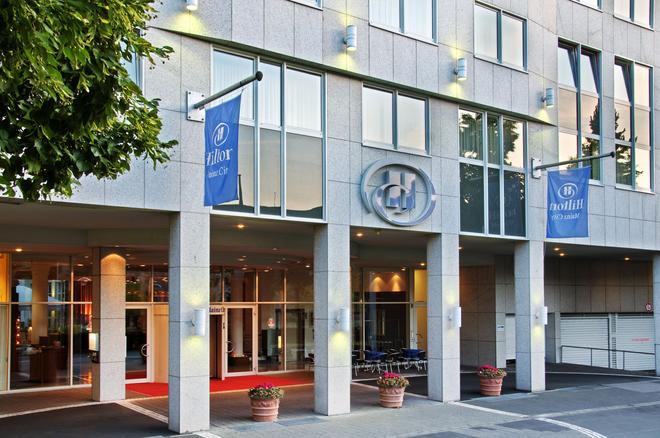 Hilton Mainz City - Maguncia - Edificio