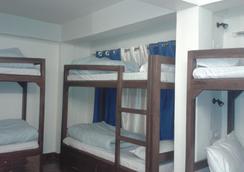 Bunkotel - Mussoorie - Bedroom