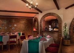 Jolie Ville Resort & Spa Kings Island Luxor - Lúxor - Restaurante