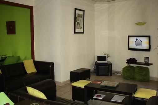 Celenya Hôtel - Toulon - Living room