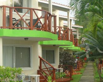 Hotel Nitana - Covenas - Building