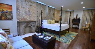 The James Lee House - Memphis - Bedroom