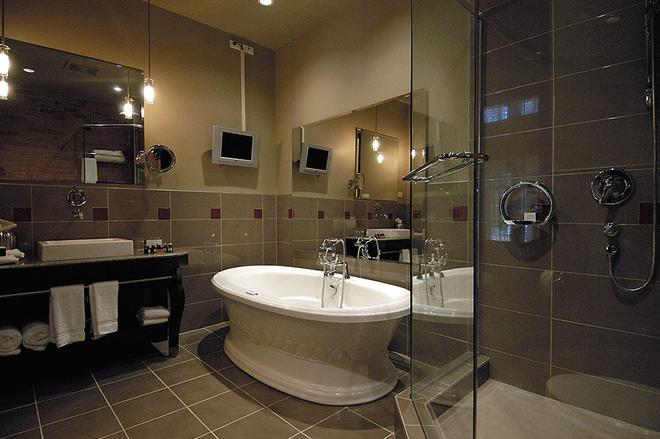 Hotel Place D'armes - Montreal - Baño