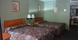City Center Motel - לאס וגאס - חדר שינה