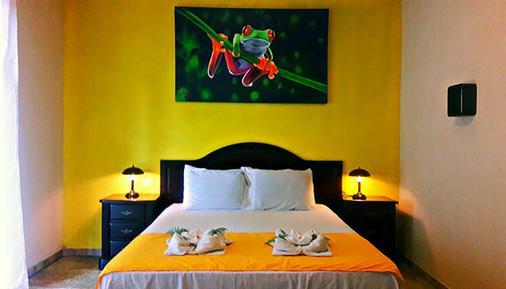 B&B Hotel Vista Linda Montaña - Alajuela - Schlafzimmer