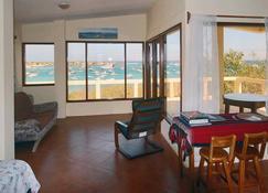 Galeodan Suites - Puerto Baquerizo Moreno - Sala de estar