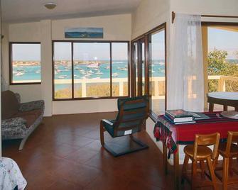 Galeodan Suites - Puerto Baquerizo Moreno - Huiskamer