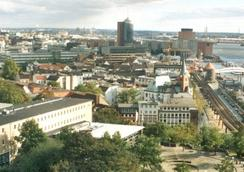 Jugendherberge Hamburg Auf dem Stintfang - Hostel - Hamburg - Outdoor view