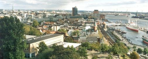 Jugendherberge Hamburg Auf dem Stintfang - Hostel - Hamburg - Outdoors view