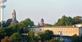 Jugendherberge Hamburg Auf dem Stintfang - Hostel - Αμβούργο - Κτίριο