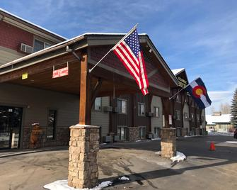 Steamboat Hotel - Steamboat Springs - Hotel Entrance