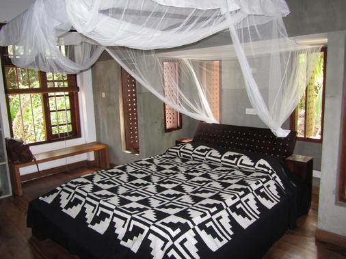 Isana Beach House - Tangalla - Bedroom