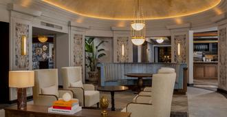 The Queens Hotel - לידס - לובי