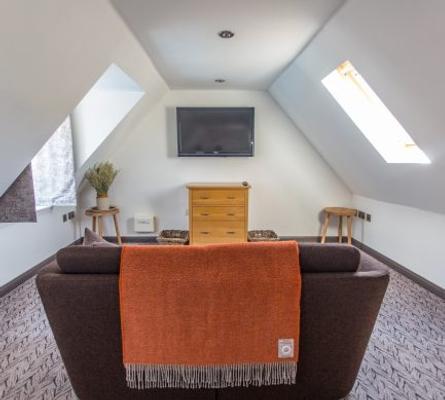 Bosville Hotel - Portree - Living room