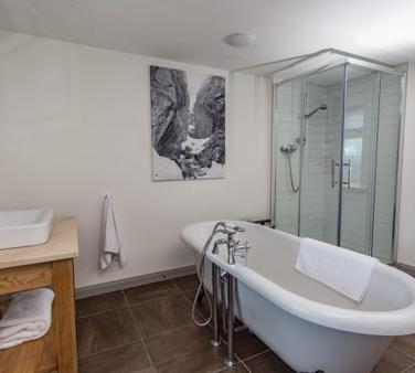 The Bosville - Portree - Bathroom