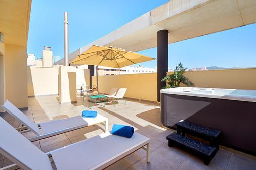Eurostars Malaga - Málaga - Balcony
