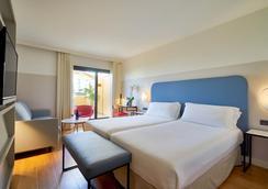 馬拉加瑟寇特爾酒店 - 馬拉加 - 馬拉加 - 臥室