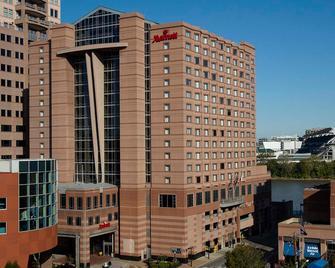 Cincinnati Marriott at RiverCenter - Ковінгтон - Building