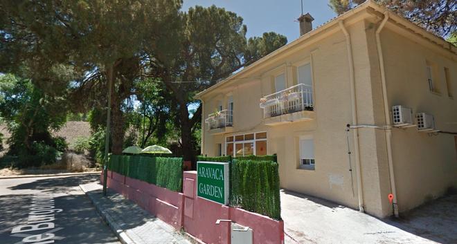 阿拉瓦卡園飯店 - 馬德里 - 建築