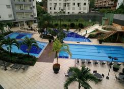 Veredas Rio Quente Flat - Rio Quente - Pool