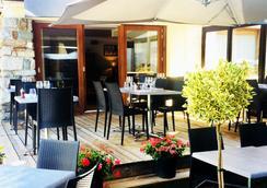 Au Vieux Moulin Hotel And Spa - Megève - Rooftop