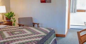Colonial Motel - North Conway - Camera da letto