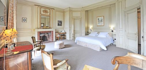 Hôtel Villa Navarre - Pau - Κρεβατοκάμαρα