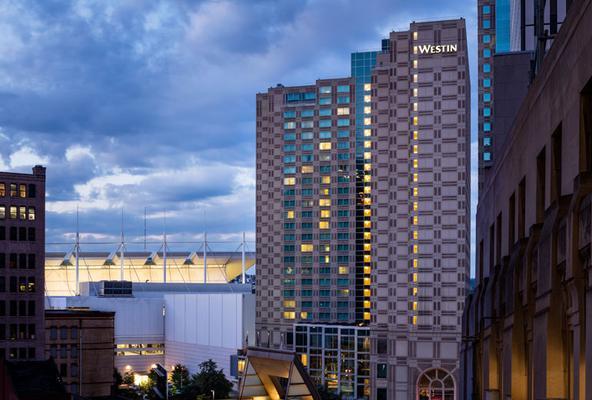 The Westin Pittsburgh - Pittsburgh - Rakennus