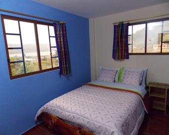 Green House Araque Inn - Отавало - Bedroom