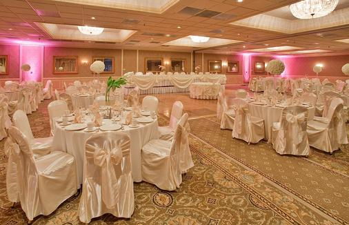 Clayton Plaza Hotel - Clayton - Banquet hall