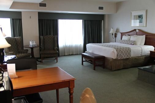Clayton Plaza Hotel - Clayton - Bedroom
