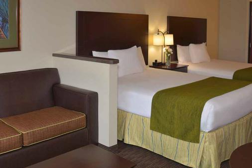 Oxford Suites Portland - Jantzen Beach - Portland - Bedroom