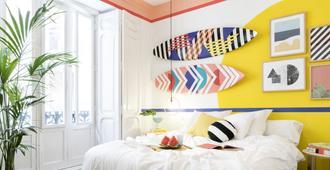 Valencia Lounge Hostel - Thành phố Valencia - Phòng ngủ