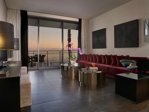 Vidamar Resort Madeira - Half Board Only - Funchal - Living room