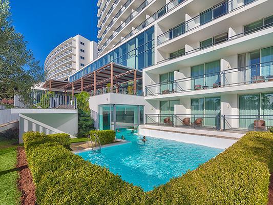 馬德拉維德馬度假村酒店 - 芳夏爾 - 豐沙爾 - 游泳池