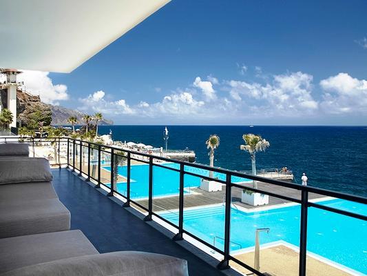 馬德拉維德馬度假村酒店 - 芳夏爾 - 豐沙爾 - 陽台