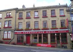 The Huddersfield Hotel - Huddersfield - Building