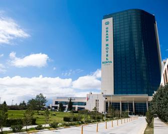 Grand Hotel Konya - Konya - Toà nhà