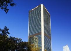 Warsaw Marriott Hotel - Варшава - Здание