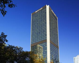 Warsaw Marriott Hotel - Warsaw - Building