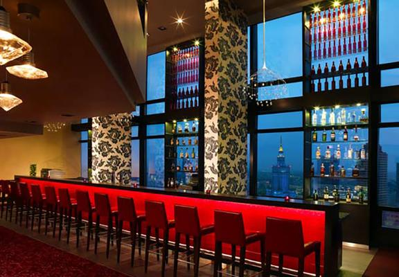 Warsaw Marriott Hotel - Varsovia - Bar