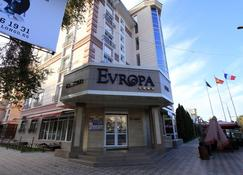 Evropa Hotel - Bisjkek - Bygning