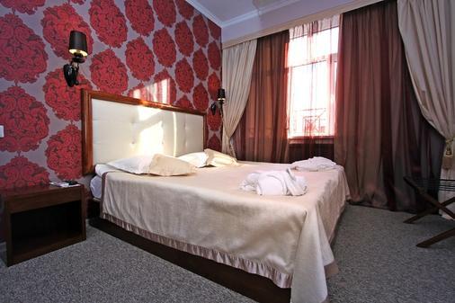 Evropa Hotel - Biškek - Makuuhuone