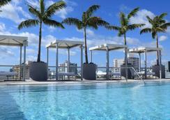 博蘭南灘酒店 - 邁阿密海灘 - 邁阿密海灘 - 游泳池