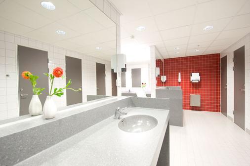 Hotel Micro - Tukholma - Kylpyhuone
