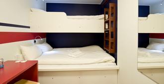 Hotel Micro - Tukholma - Makuuhuone