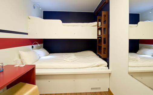 迷可飯店 - 斯德哥爾摩 - 臥室