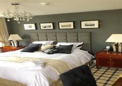 The Railway Hotel - Haydon - Bedroom