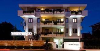 エコホテル - ローマ - 建物